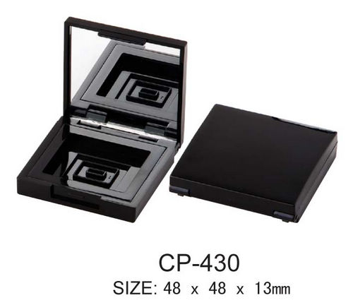 Square Cosmetic Compact CP-430