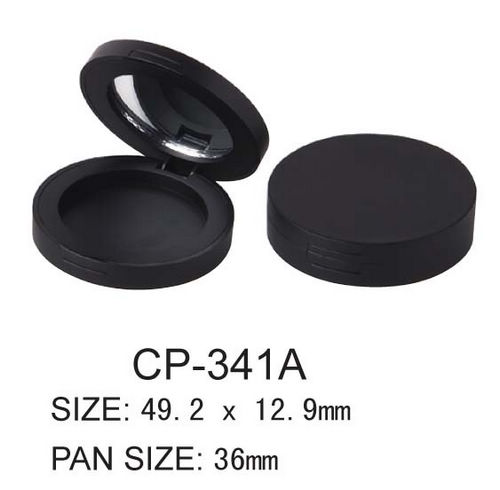 Round Cosmetic Compact CP-341A