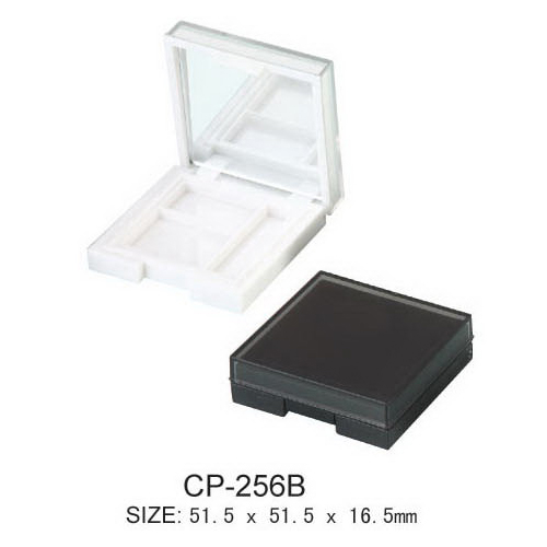 Square Cosmetic Compact CP-256B