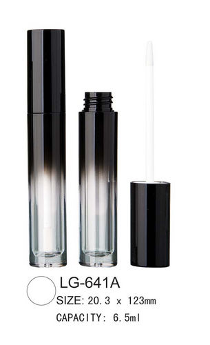 Round Lip Gloss Case LG-641A