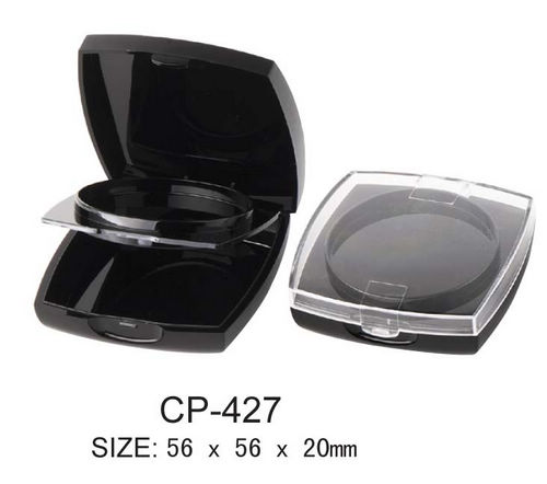 Square Cosmetic Compact CP-427