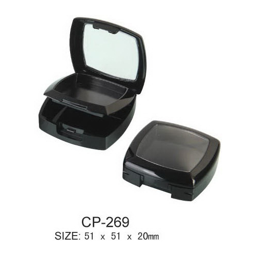 Square Cosmetic Compact CP-269