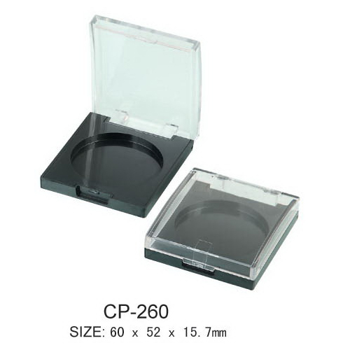 Square Cosmetic Compact CP-260