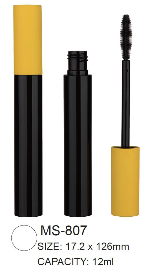 Plastic Cosmetic Mascara Packaging