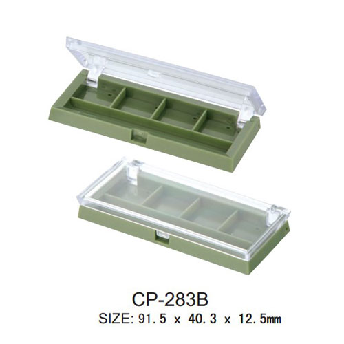 Square Cosmetic Compact CP-283B