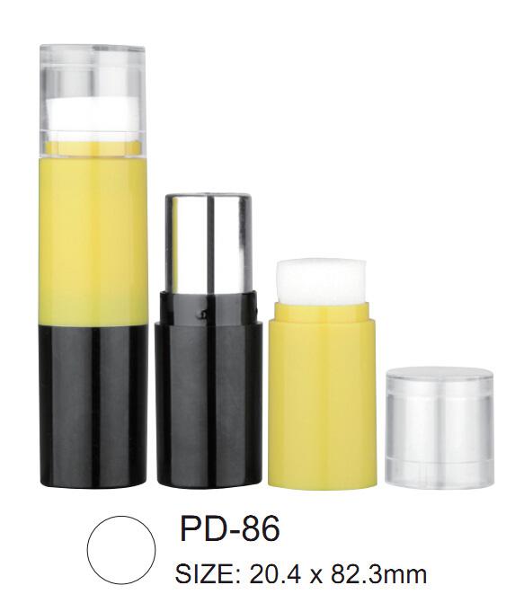 Round  Lipstick Container