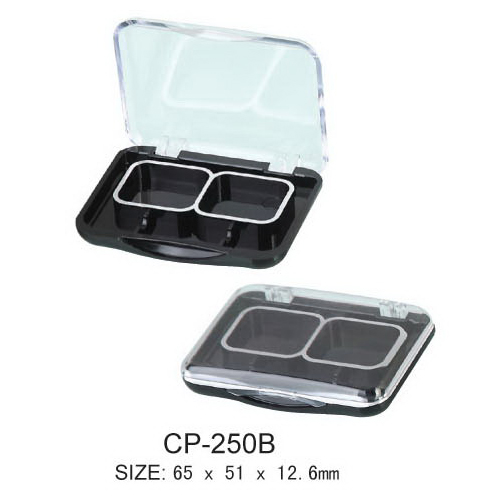Square Cosmetic Compact CP-250B