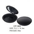 Round Cosmetic Compact CP-369