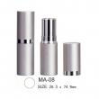 Round Aluminium MA-08