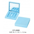 Square Cosmetic Compact CP-288B