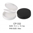 Round Cosmetic Compact CP-332