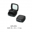 Square Cosmetic Compact CP-270