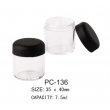 Loose Powder Container PC-136