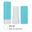 Plastic Lipstick Tubes