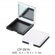 Square Cosmetic Compact CP-291A