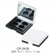 Square Cosmetic Compact CP-291B