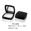 Loose Powder Container PC-208