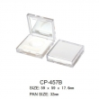 Square Cosmetic Compact CP-457B