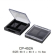 Square Cosmetic Compact CP-452A
