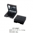 Square Cosmetic Compact CP-256C