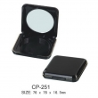 Square Cosmetic Compact CP-251