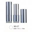 Round Aluminium MA-27