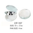 Round Cosmetic Compact CP-157