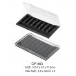 Cosmetic Compact Eyeshadow Box CP-483