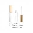Round Lip Gloss Case LG-664