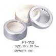 Cosmetic Pot PT-113
