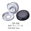 Round Cosmetic Compact CP-105