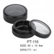 Cosmetic Pot PT-116