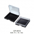 Square Cosmetic Compact CP-451A