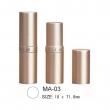 Round Aluminium MA-03