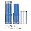 Round Plastic Lipstick Container