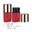 Plastic Cosmetic Foundation Stick Case