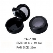 Round Cosmetic Compact CP-109