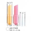Lip Balm Tube LB-117A-B